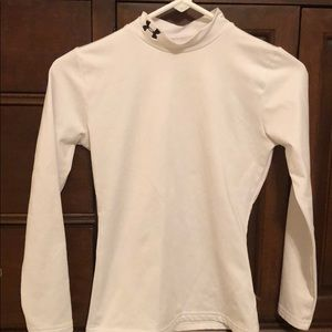 Under Armour Shirts & Tops - Under Armour Cold Gear Fitted YMD